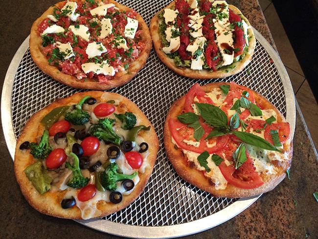 Mini Specialty Pizza